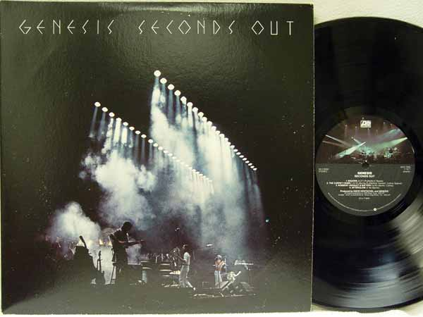 GENESIS - Seconds Out CD