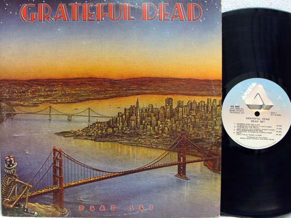 Grateful Dead Dead Set Records Lps Vinyl And Cds
