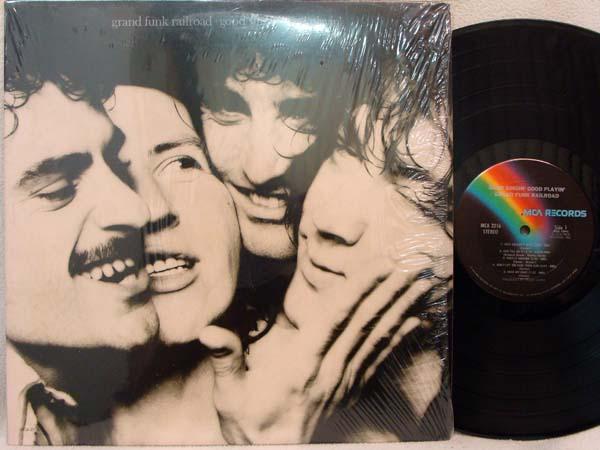 GRAND FUNK - Good Singin' Good Playin' LP