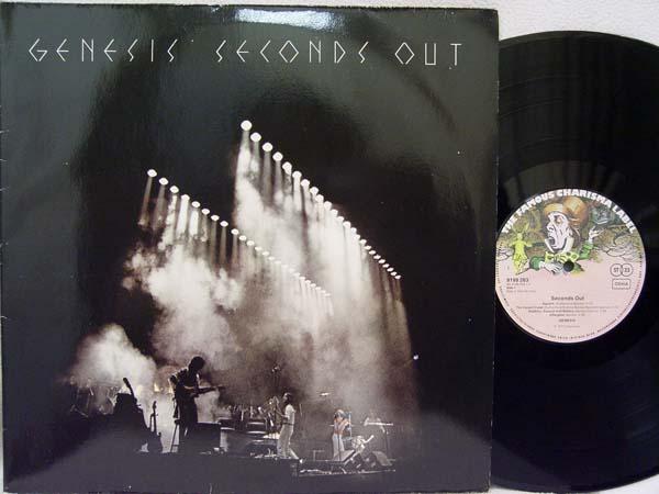 GENESIS - Seconds Out Vinyl