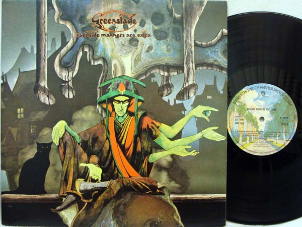 GREENSLADE - Bedside Manners Are Extra - LP
