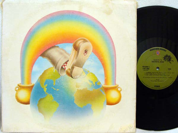 Grateful Dead Europe 72 Records Vinyl And Cds Hard To