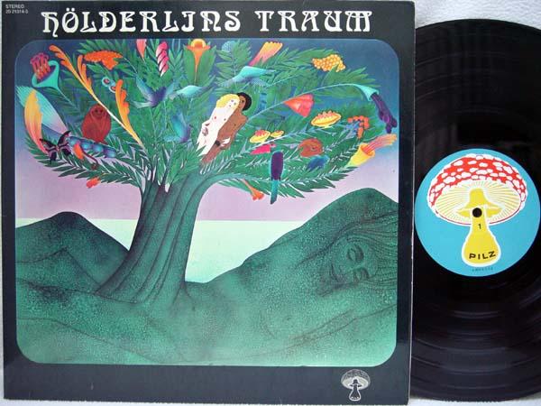 HOLDERLIN - Holderins Traum - LP