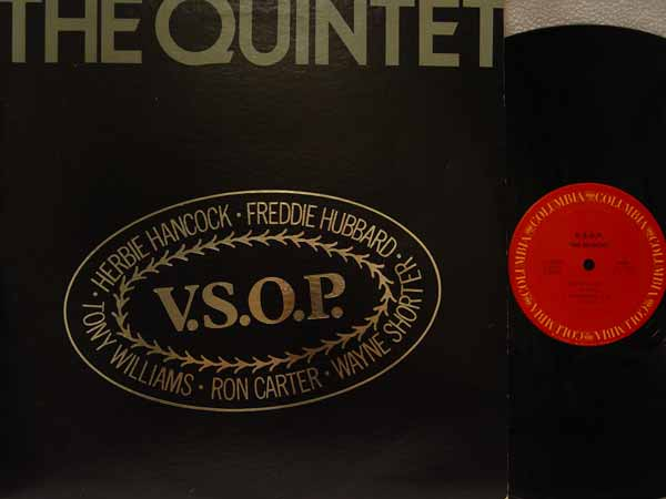 Herbie Hancock V S O P Quintet Records Lps Vinyl And