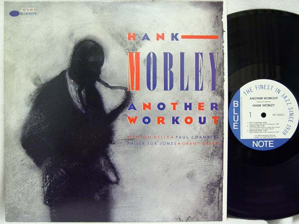 HANK MOBLEY - Another Workout - 33T