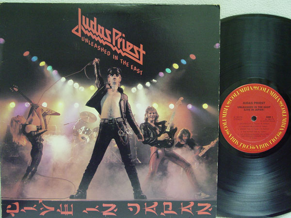 Judas Priest - Unleashed In The East Single