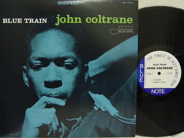 JOHN COLTRANE - Blue Train - 33T