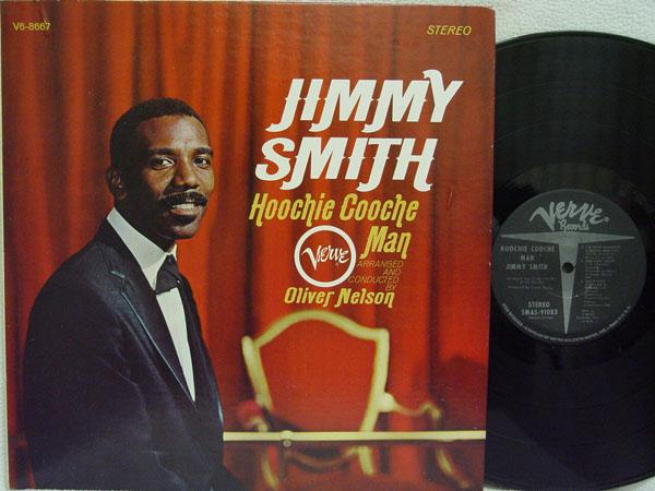 Jimmy Smith - Hoochie Cooche Man LP