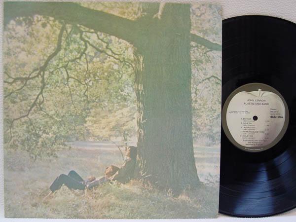 John Lennon/plastic Ono Band - JOHN LENNON