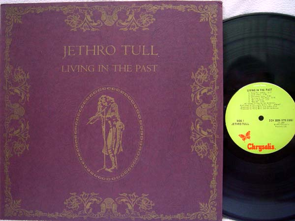 JETHRO TULL - Living in the Past - LP