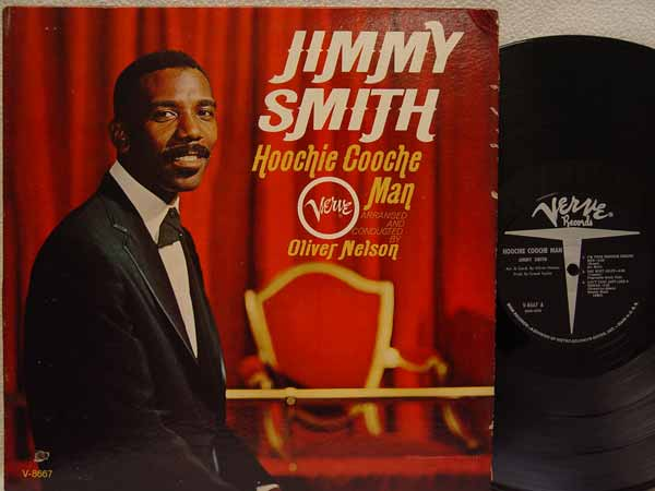 JIMMY SMITH - Hoochie Cooche Man Album