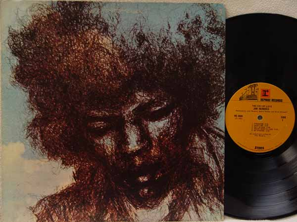 jimi hendrix the cry of love records vinyl and cds hard to find and out of print. Black Bedroom Furniture Sets. Home Design Ideas