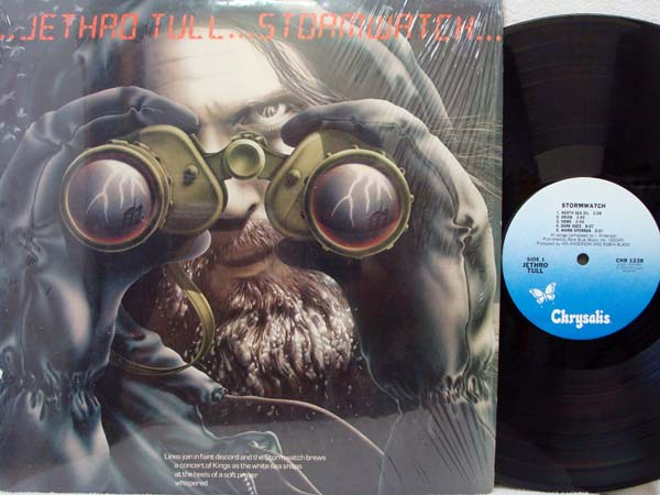 Jethro Tull Vinyl Record And Cd Price Guide