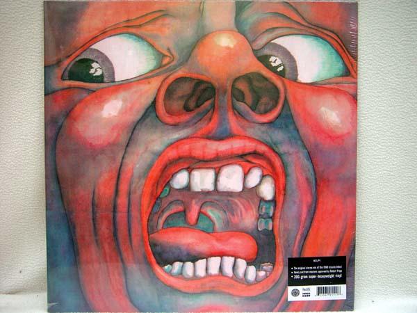 KING CRIMSON - In the Court of the Crimson King - LP