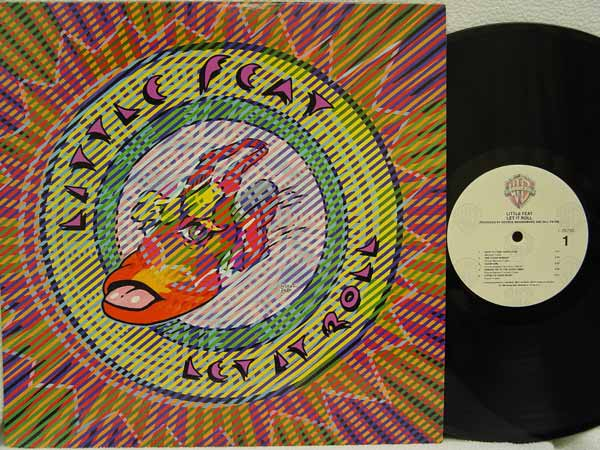 LITTLE FEAT - Let It Roll Vinyl