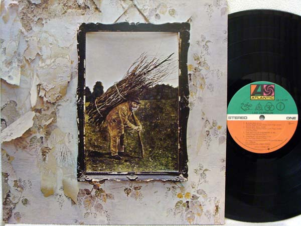Led Zeppelin Iv Records Vinyl And Cds Hard To Find And