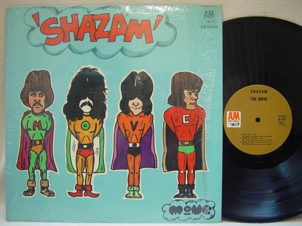 MOVE, THE - Shazam - 33T