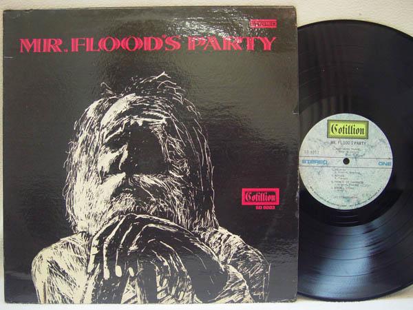 MR. FLOOD'S PARTY - Mr. Flood's Party - 33T