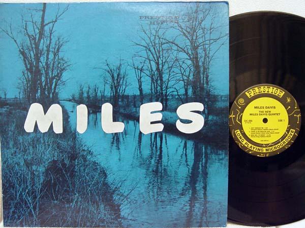 Miles Davis - The New Miles Davis Quintet LP