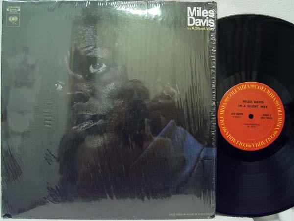 MILES DAVIS - In a Silent Way - 33T