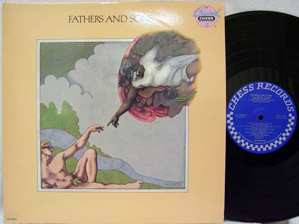 MUDDY WATERS - Fathers And Sons LP
