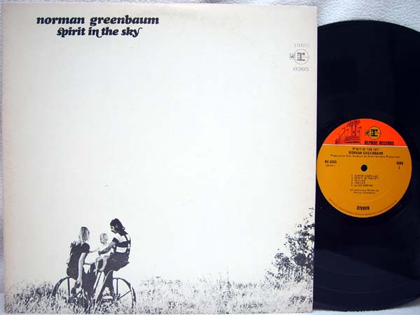 NORMAN GREENBAUM - Spirit in the Sky - LP