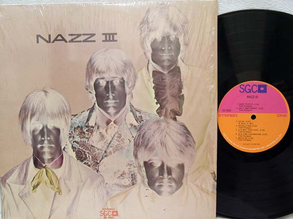 Nazz Nazz Iii Records Lps Vinyl And Cds Musicstack