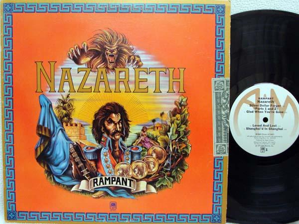 NAZARETH - Rampant CD