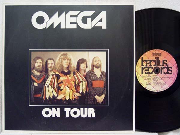 Omega - On Tour Album