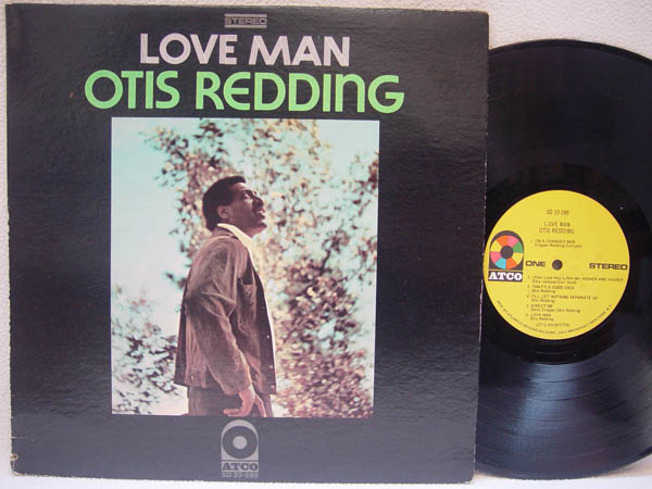 "otis redding love man single The album's opener, ""(sittin' on) the dock of the bay,"" was one of the last songs redding ever recorded released in january 1968, it soon topped the charts on march 16, going on to sell more than four million copies and becoming the first posthumous #1 single in the history of the us music charts."