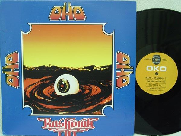 OKO - Raskorak - LP