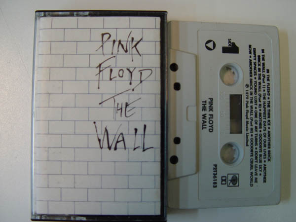 PINK FLOYD - The Wall - Tape
