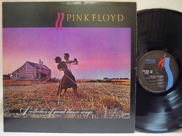 PINK FLOYD - A Collection of Great Dance Songs - 33T
