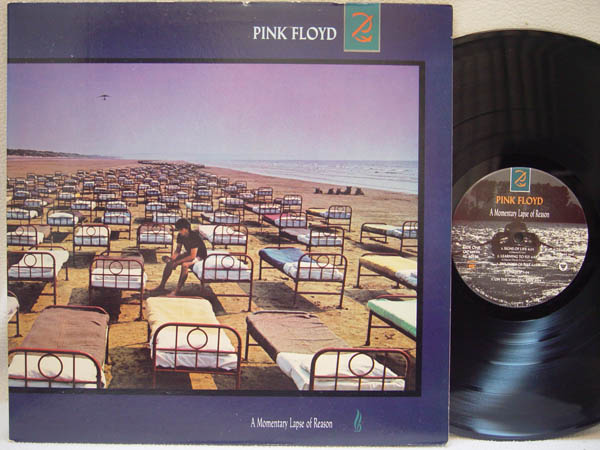 PINK FLOYD - A Momentary Lapse of Reason - 33T