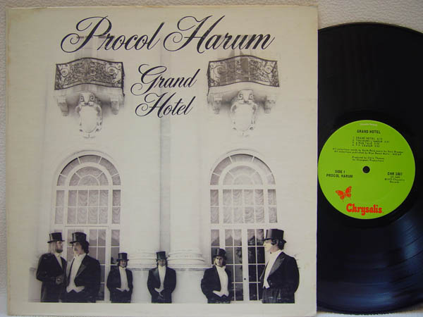 PROCOL HARUM - Grand Hotel - 33T