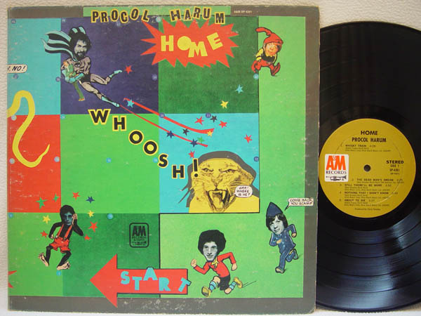 PROCOL HARUM - Home - 33T