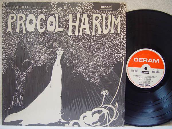 PROCOL HARUM - Procol Harum EP