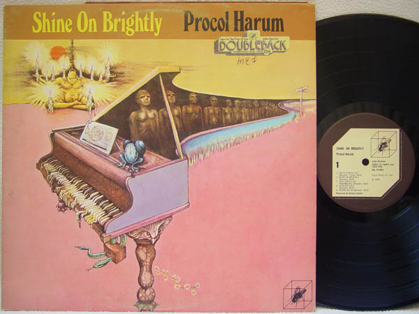 PROCOL HARUM - Shine On Brightly/Home - 33T
