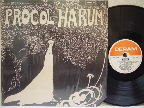 PROCOL HARUM - Procol Harum Single