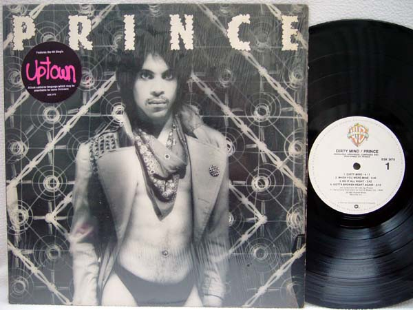 PRINCE - Dirty Mind - 33T