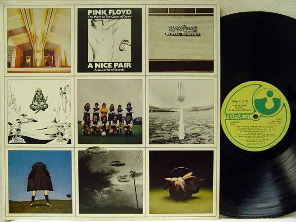 Pink Floyd - A Nice Pair CD