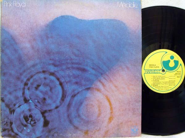 PINK FLOYD - Meddle - LP