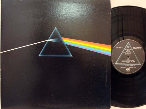 PINK FLOYD - The Dark Side Of The Moon EP