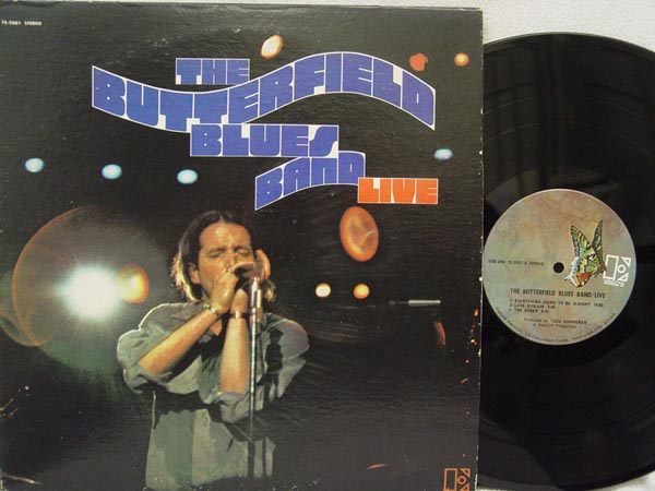 Paul Butterfield Records Lps Vinyl And Cds Musicstack