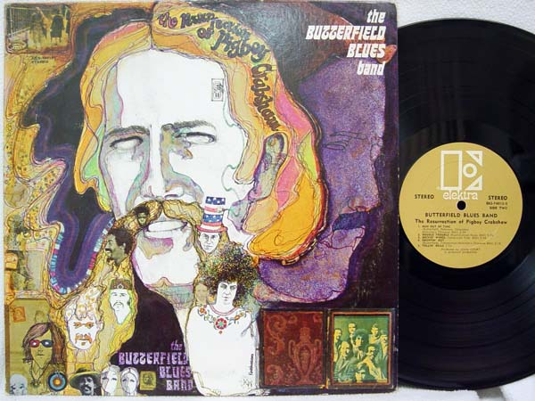 Paul Butterfield Blues Band Records Lps Vinyl And Cds