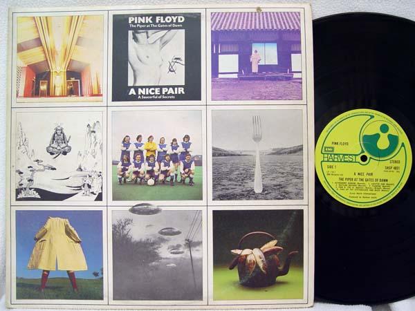 Pink Floyd - A Nice Pair Album
