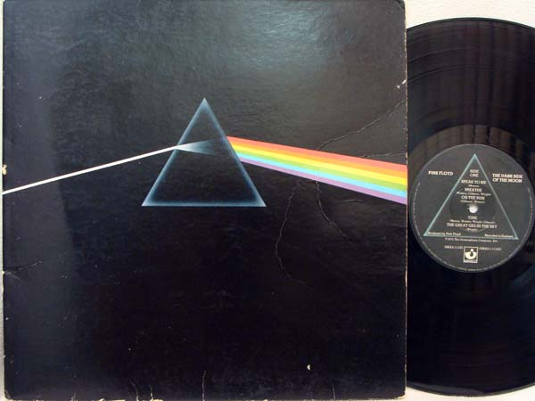 Pink Floyd - The Dark Side Of The Moon Vinyl