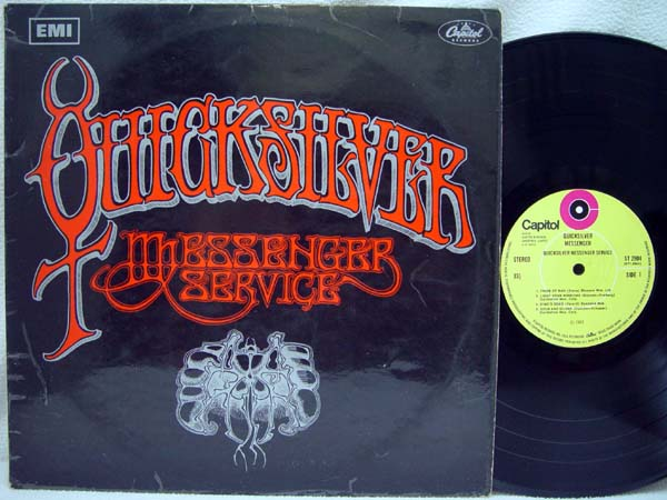QUICKSILVER MESSENGER SERVICE - Quicksilver Messenger Service - LP