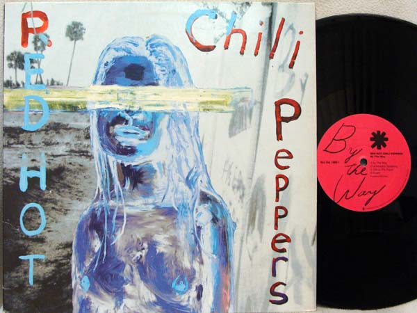 RED HOT CHILI PEPPERS - By The Way Record