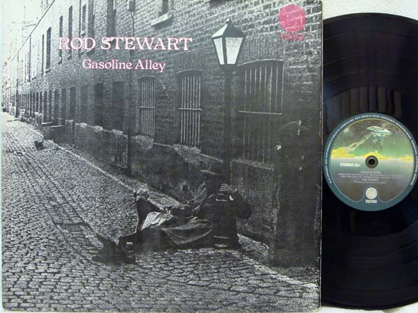 ROD STEWART - Gasoline Alley Vinyl